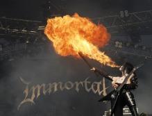 Immortal Live abbath